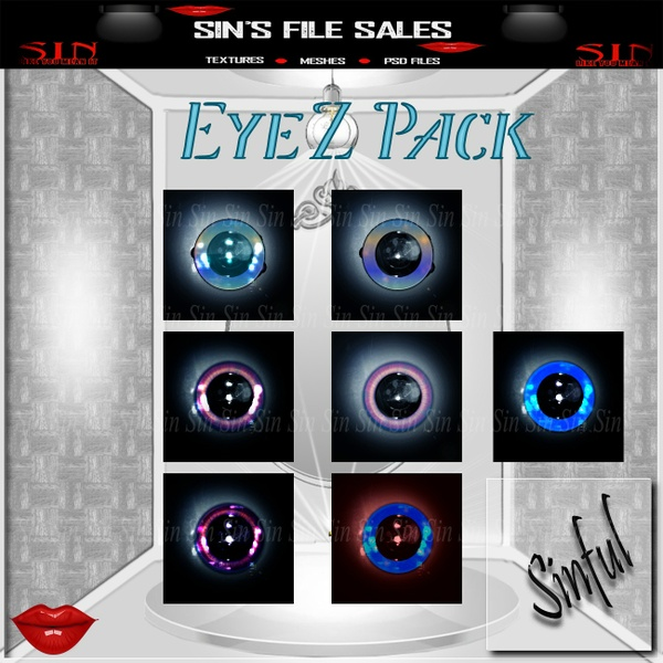 Eyez Pack
