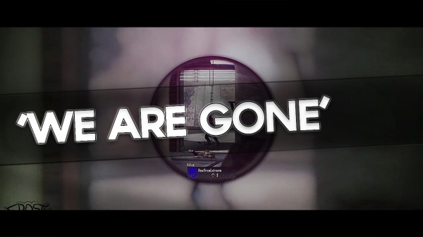 'We Are Gone' Project File