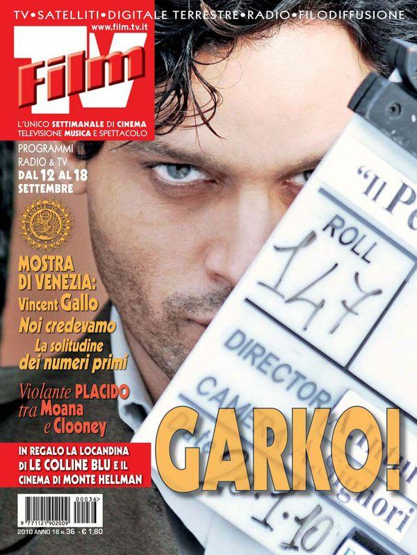 FilmTv n° 36 / 2010