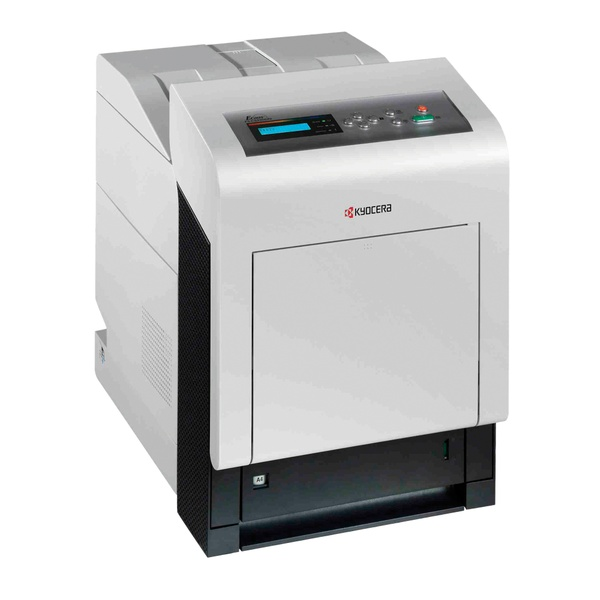 Kyocera FS-C5350DN Laser Printer Service Repair Manual + Parts List