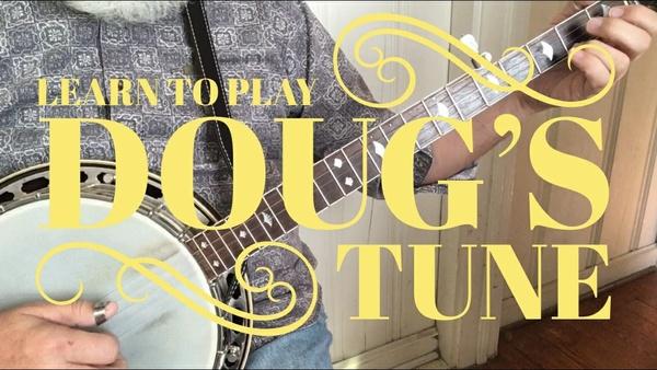 Doug's Tune - TAB