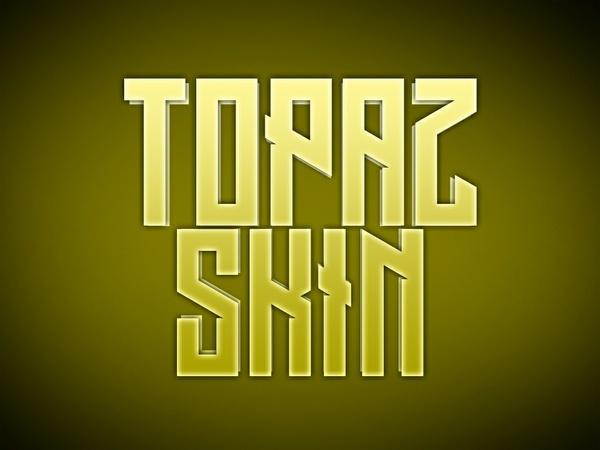 Topaz Skin