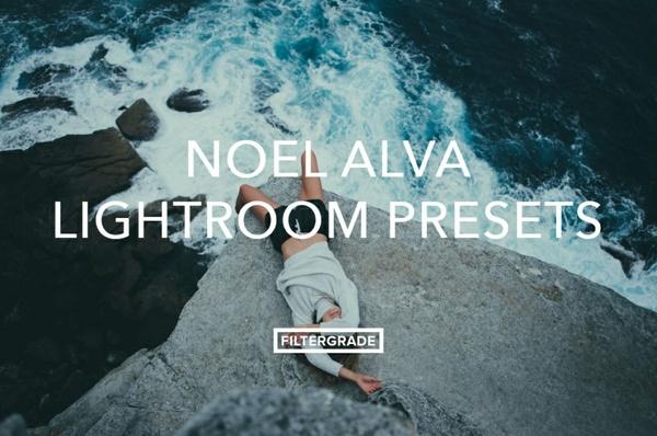 Filtergrade Noel Alva Lightroom Presets