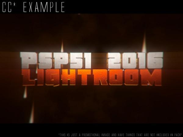 PSP51's 2016 Lightroom