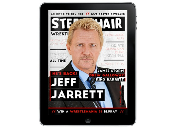 Steelchair Wrestling Magazine #3