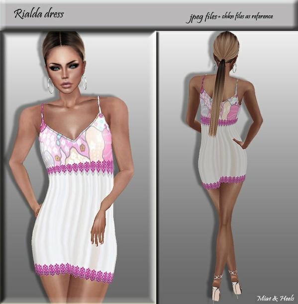 Rialda Dress