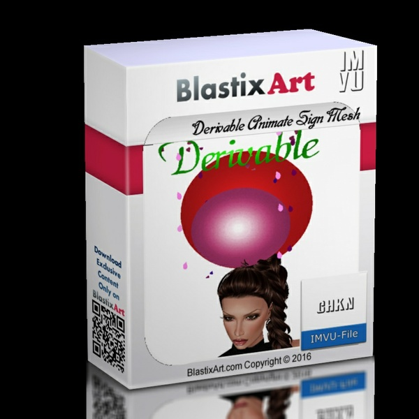 Derivable Animated Sign