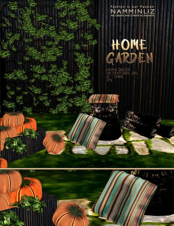 Home garden Home decor imvu 20 Textures 6 CHKN ^  -  ^  NAMMINLIZ
