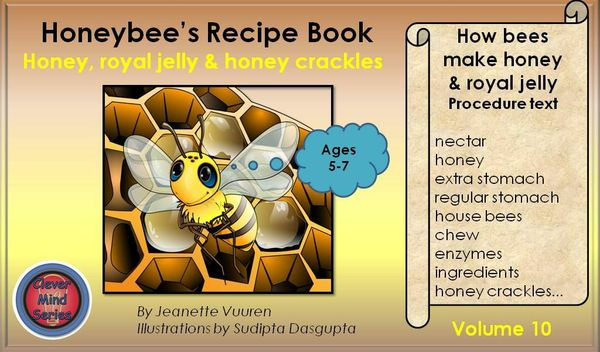 PROCEDURE TEXT: HONEYBEE'S RECIPE BOOK VOLUME 10 JEANETTE VUUREN