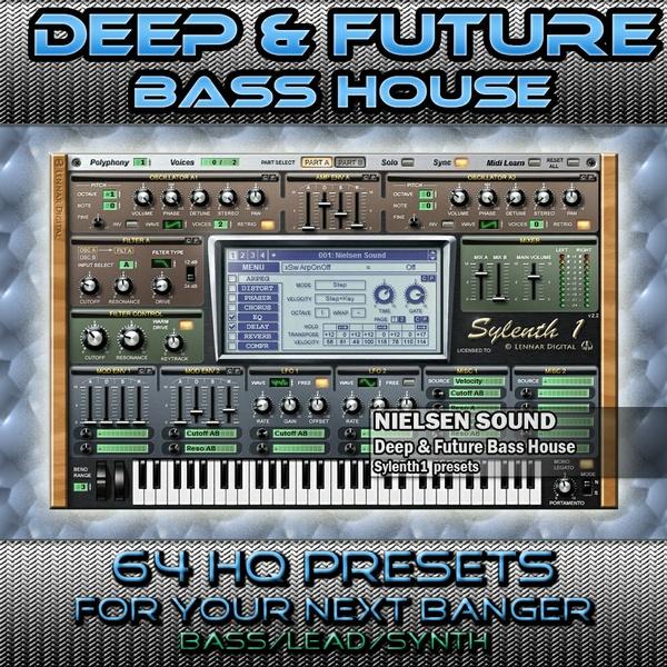 Bass House for Sylenth1