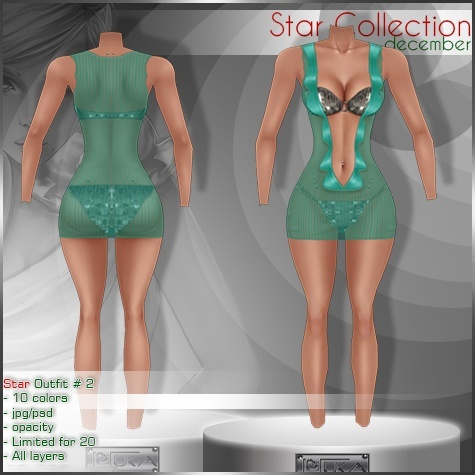 2014 Star Outfit # 2
