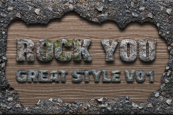 36 Premium Rock Styles V01
