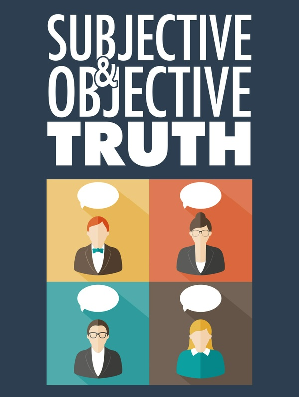 Subjective & Objective Truth