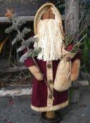 #453 Olde Santa Makedo e pattern