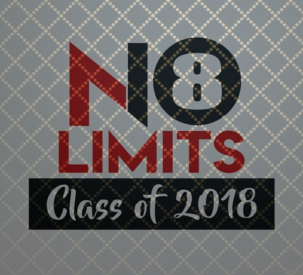 Class of 2018 No Limits SVG File