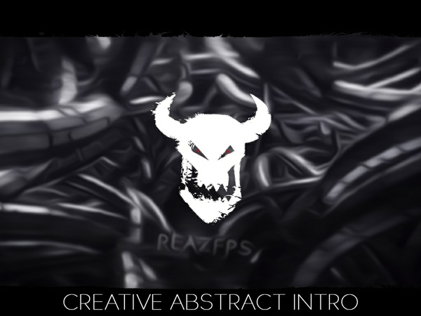 CREATIVE ABSTRACT INTRO