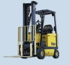 Yale (A814) ERC16-20AAF ERP16-20AAF Forklift Service Parts Manual