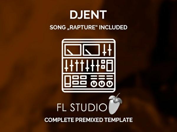 FL STUDIO PROGRESSIVE METAL / PRE-MIXED FLP