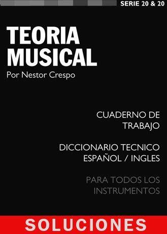 SOLUCIONES / Ejercicios Libro de Teoría Musical