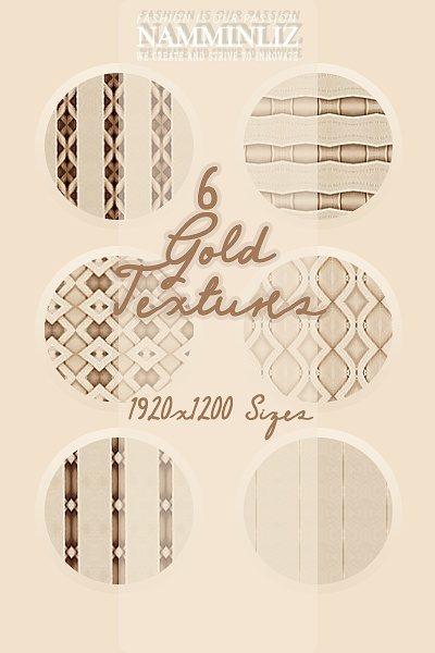6 Gold Texture