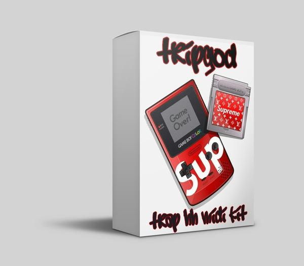 TRIPGOD - TRAP HH MIDI KIT