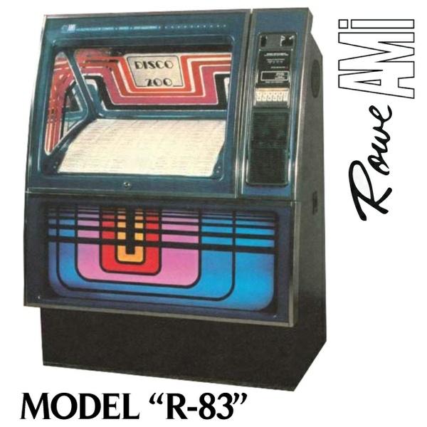 Rowe AMI  R-83      (1979)   Manual & Brochures