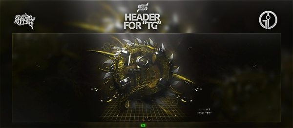 Header 3d Abstract