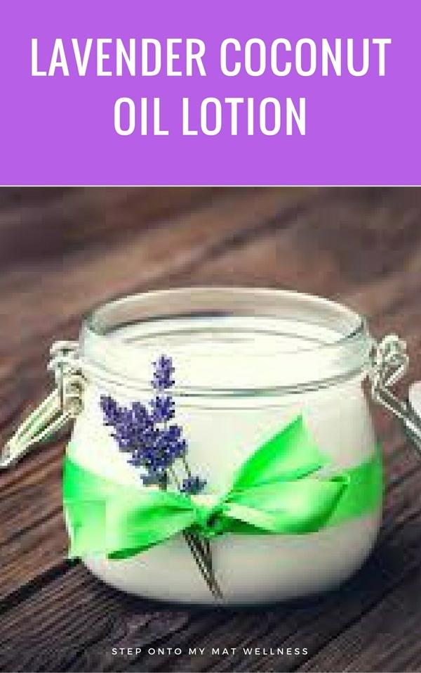 Lavender Coconut Oil Lotion Ebook