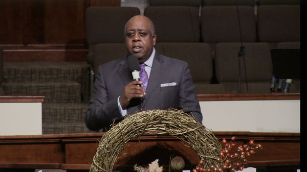 """Pastor Sam Emory 11-19-14 pm """" The Never Changing God"""" MP3"""