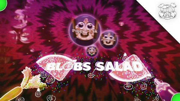 "AGAR.IO TRIPLE EDIT PROJECT FILE - ""Blobs Salad"""