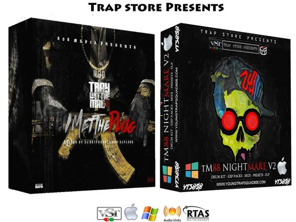 Trap Store Presents - I Met The Plug & TM88 Nightmare V2