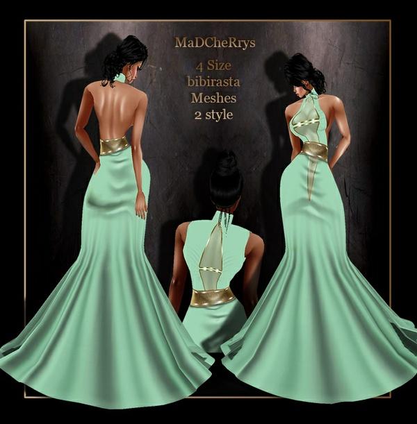 MaD BR05 2 styles dress