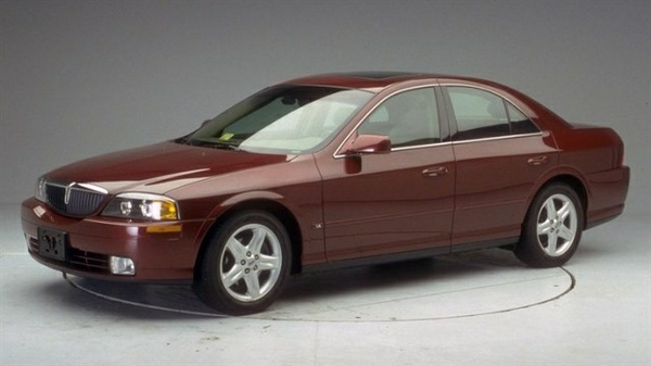Lincoln ls 2000 Repair Manual