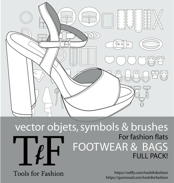 Footwear & Bags Pack
