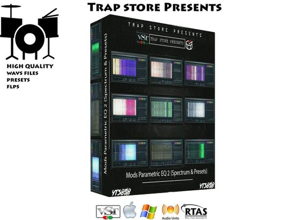 Trap Store Presents - Parametric Mods EQ 2 (Spectrum & Presets)