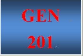 GEN 201 Week 1 Responsible Borrowing