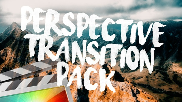 Perspective Transition Pack - Final Cut Pro X