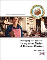 Developing Your Business Using Value Chains & Business Clusters