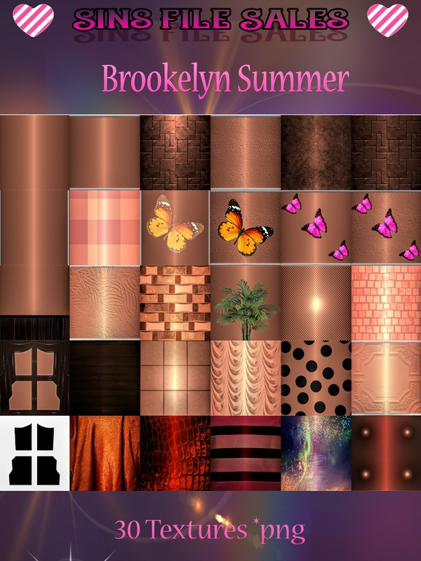 Brookelyn Summer Texture Pack