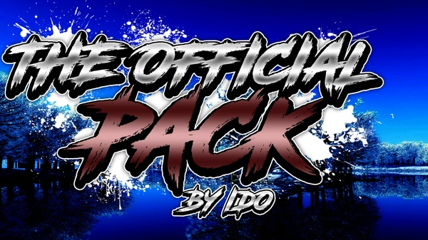 Official Pack (By Ido)