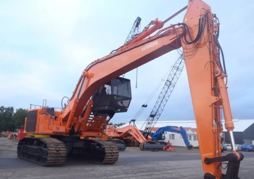 Hitachi ZAXIS 800 850H Hydraulic Excavator Parts Catalog Download
