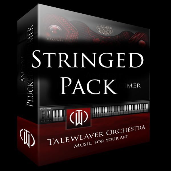 TWO Stringed PACK - Save 10%
