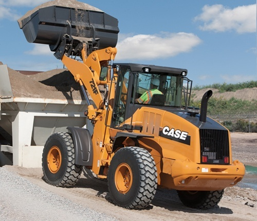 Case 721E TIER 3 Wheel Loader Service Repair Manual