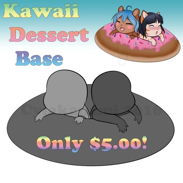 Kawaii Dessert Base