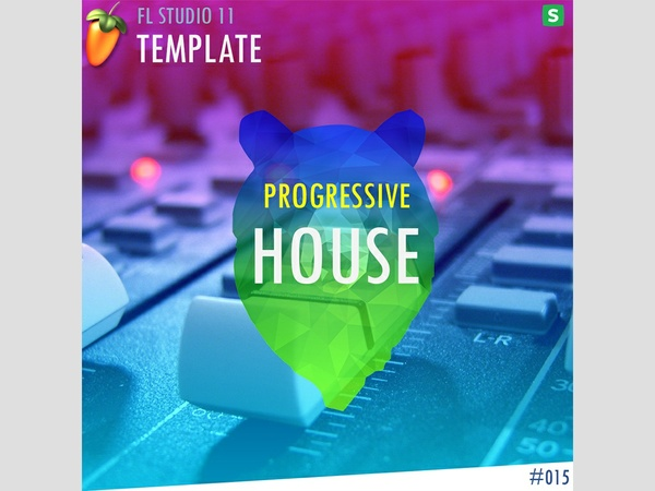 FL STUDIO // EDM TEMPLATE - Progressive House #15 FLP