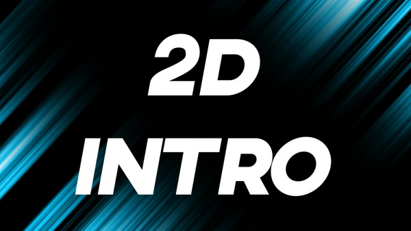 2d simple intro