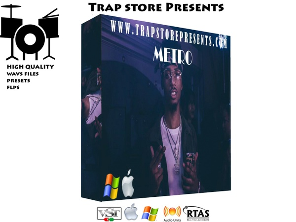 Trap Store Presents - Young Metro