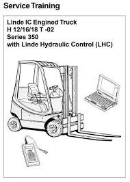 Linde-Hd16-Service-Traning