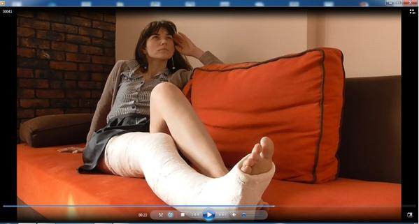 Monika sofa (5:32min video) FULL HD