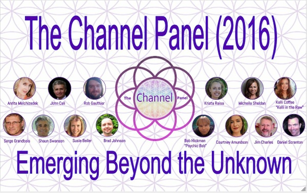 The Channel Panel - Emerging Beyond the Unknown (2016) - Video and Audio Access
